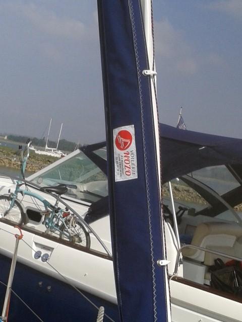 Housse Génois Nozo Sailing Bretagne