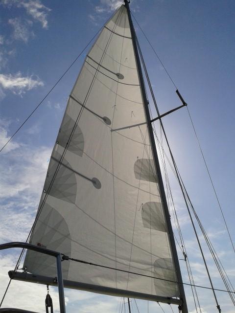 GV Gib sea 28 Nozo Sailing Bretagne