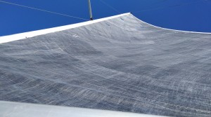 GV Foc NOZO Tri radial sur Fun Tissu Aramide sport Dimension Polyant